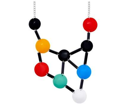 Scientific Statement Necklaces