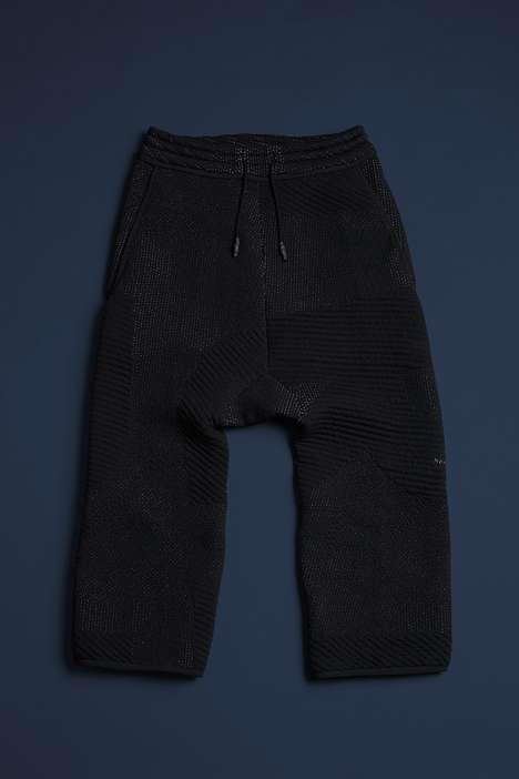 Textile-Focused Outerwear Capsules