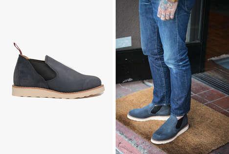 Luxury Leather Men's Boots