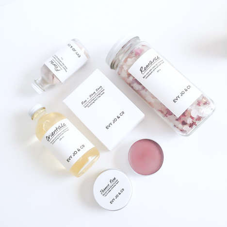 Luxurious Organic Beauty Sets