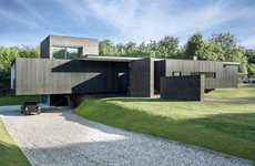 Contemporary Geometric Homes