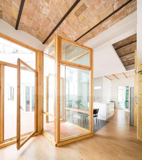 Modern Transformed Apartments