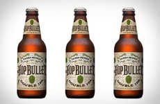 Double Blasted IPAs - Hop Bullet IPA Uses Innovative Brewing Techniques to Create Stellar Flavor