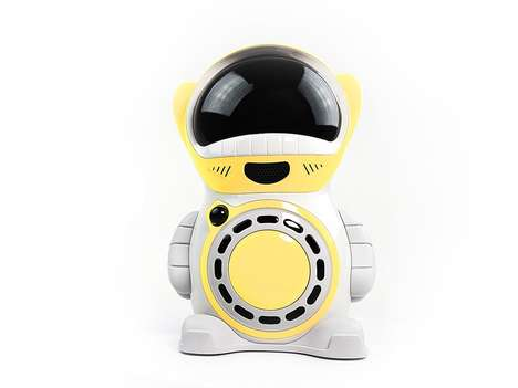 Intelligent Voice-Controlled Toys - CogniToys' 'Scout' is a Toy That Plays, Jokes and Chats