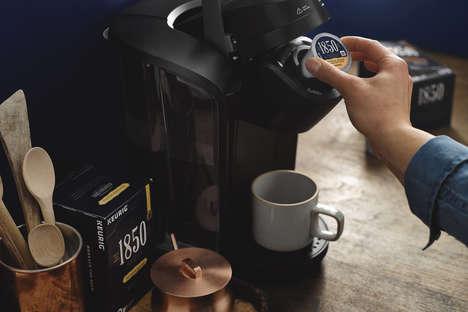 Revamped Coffee Blends