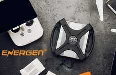 Multipurpose Drone Power Stations - The Energen 'DroneMax 360' Charges Drones, Laptops and More