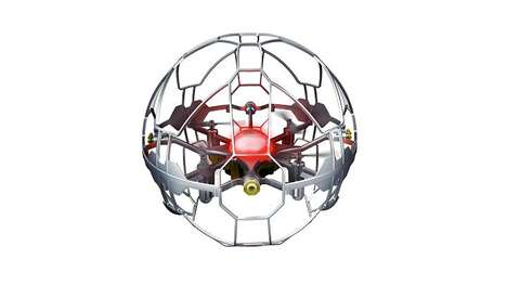 Gesture-Controlled Air Toys - The SpinMaster Supernova Does Away with the Remote Control System