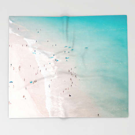 Scenic Summer Beach Towels