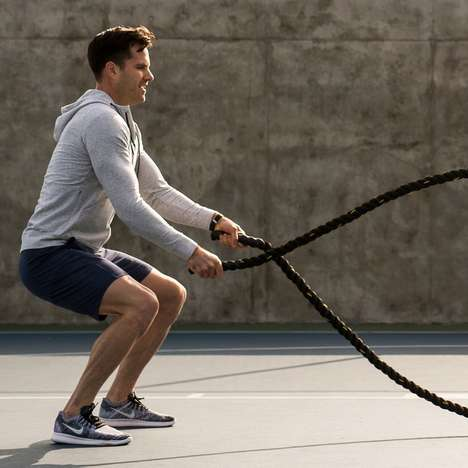 Heavy-Duty Workout Ropes