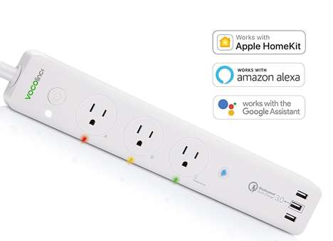 Smart Assistant Power Bars