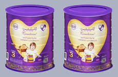 Camel Milk Infant Formulas