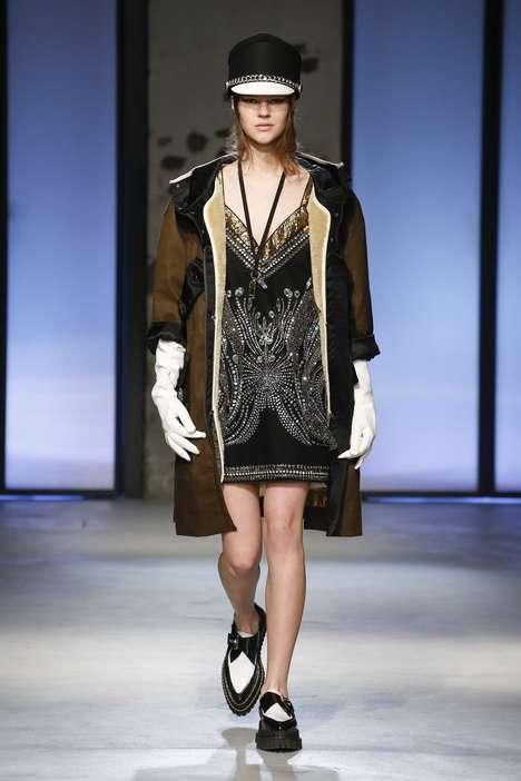 Assertive Fashion Runways