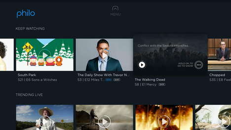 Affordable TV Streaming Services