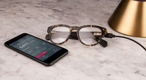 Activity-Tracking Smart Glasses