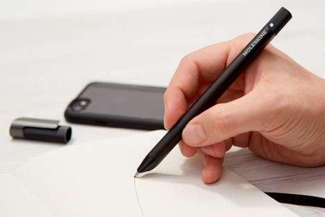 Intelligent Ink Pens