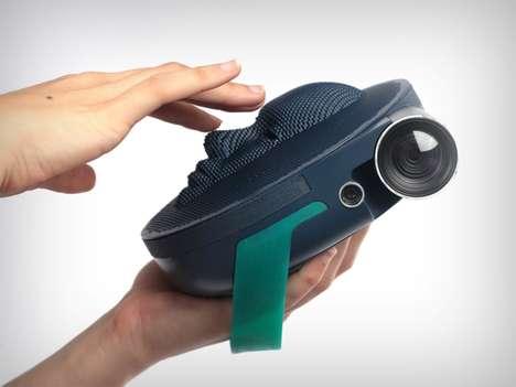 Tactile Image Cameras