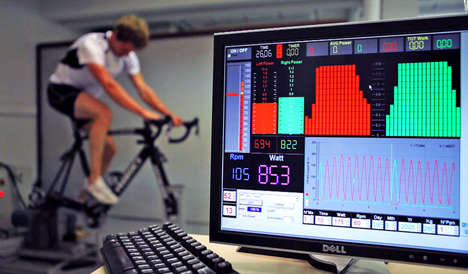 Isokinetic Training Bikes - This New Bicycle was Designed with Professional Cyclists in Mind