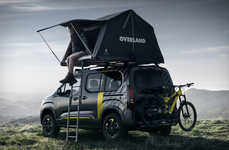 Off-Road Camping Vehicles
