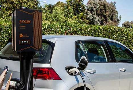 Voice Assistant Vehicle Chargers