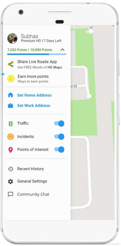 HD Navigation Apps