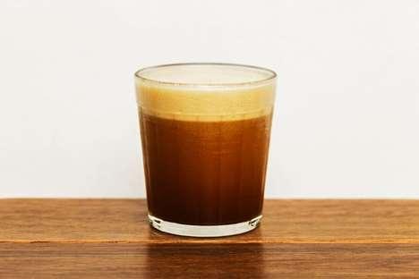 Coconut Espresso Drinks