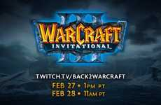 Classic Video Game Tournaments - Warcraft III Has Been Revamped for Modern Competative eSports