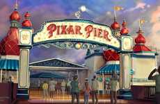 Cartoon Adventure Theme Parks