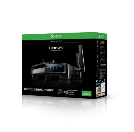 Powerful Gaming Console Routers