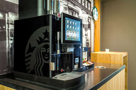 Chain Coffee Office Machines