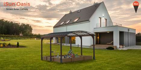 Solar Energy Canopies