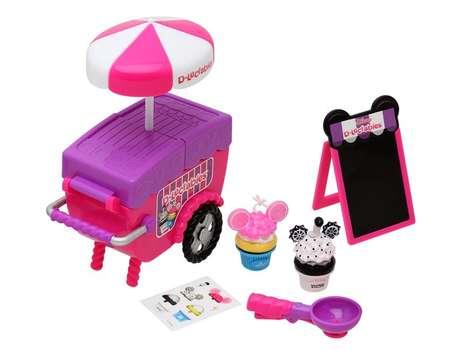 Dessert-Themed Disney Toys