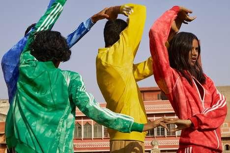 Festival-Inspired Celebrity Clothing Lines