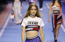 Race Car Fashion Ensembles - Tommy Hilfiger Spring 2018 Takes Cues from 'The Fast and the Furious'
