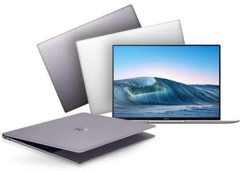 HD Touchscreen Laptops