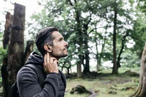 Dual-Listening Headphones