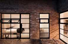 Repurposed British Warehouses - James Davies Converts an Existing Space into a Stunning House Design