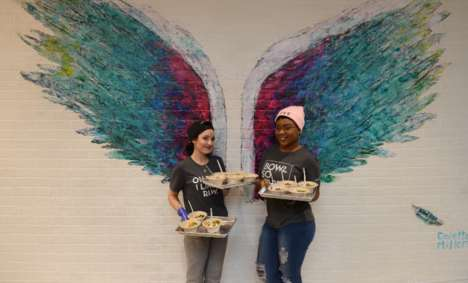 Using Street Art to Inspire the Globe - Colette Miller, Founder of the Global Angel Wings Project