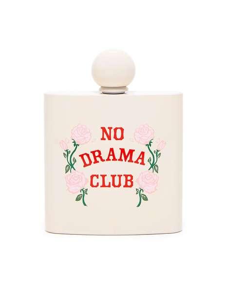 Non-Confrontational Flask Accessories