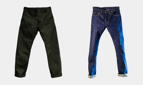 Premium Deadstock Denim Collections