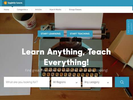 Specialized Education Platforms