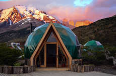 Sustainable Camping Domes