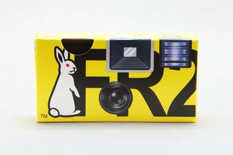 Comedic Camera Candy Dispensers - #FR2 Created a New Candy Dispensing Disposable Camera