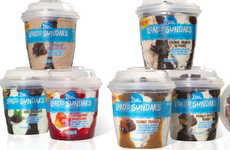 Prepackaged Ice Cream Sundaes