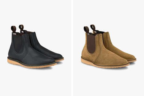 Worn-In Men's Boots