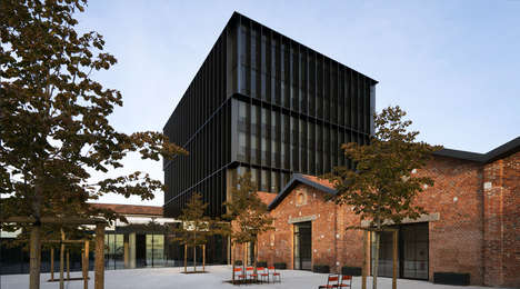 Fashionably Repurposed Warehouses