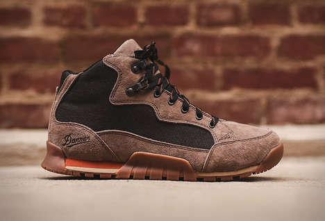 Modern Men's Hiking Boots
