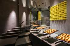 Modernist Japanese Bakeries