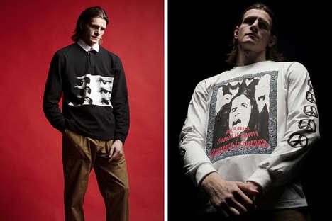 Dystopian Literature Fashion Lookbooks