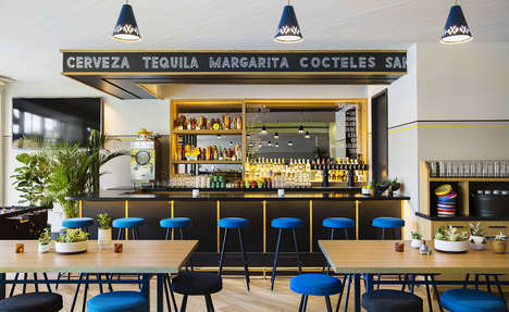 Elegantly Designed Mexican Restaurants