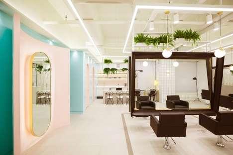 Springlike Pastel Salons